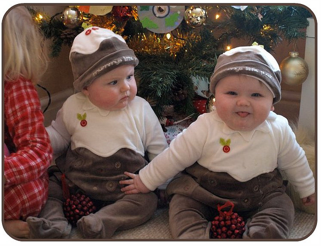 Christmas Pudding Baby Outfit.Essentails For Christmas Guest Post Here Come The Girls